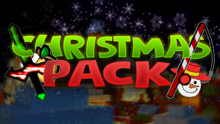 Christmas PvP Resource Pack
