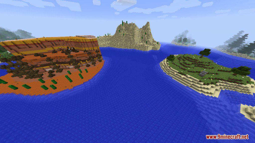 Climatic Islands Map Screenshots 1
