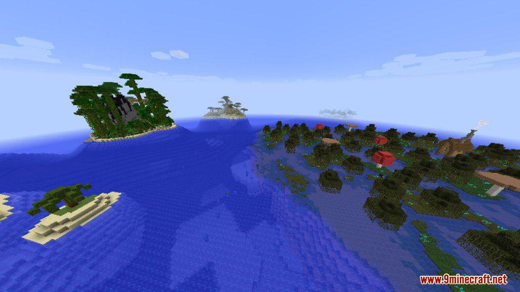Climatic Islands Map Screenshots 2