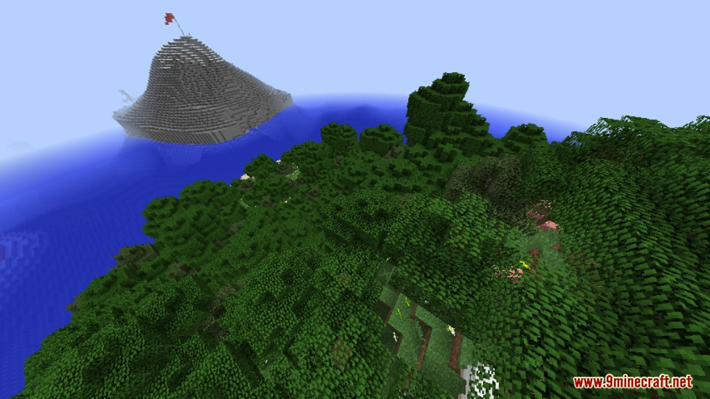 Climatic Islands Map Screenshots 4