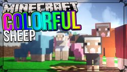Colorful Sheep Mod