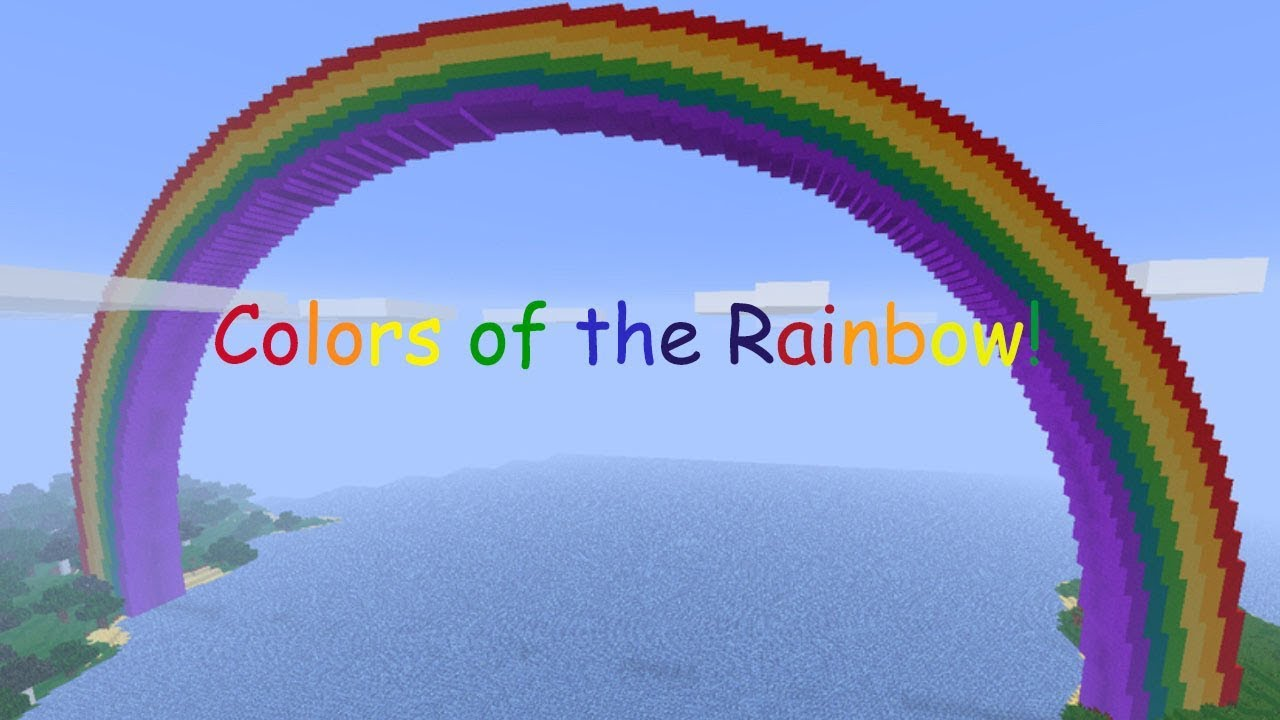 Colors of the Rainbow Map Thumbnail