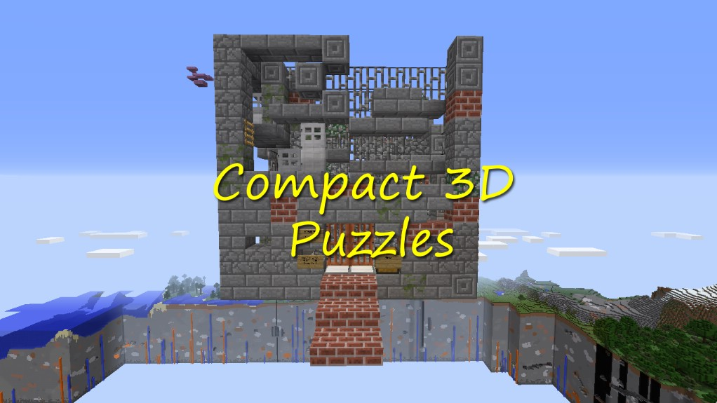 Compact 3D Map Thumbnail