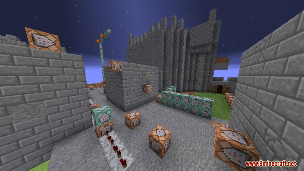 Deep in Dungeon Map Screenshots 2