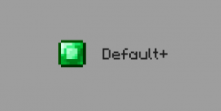 Default+ Resource Pack
