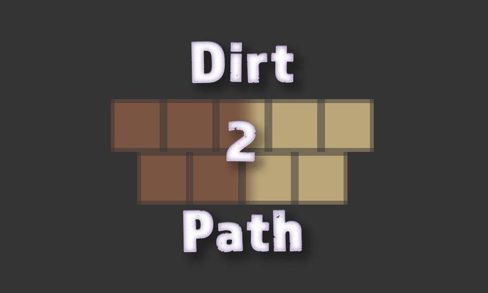 Dirt 2 Path Mod