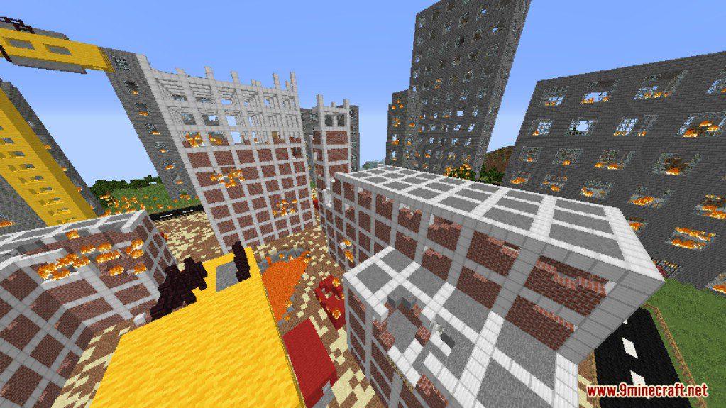 Doomsday Parkour Map Screenshots 8