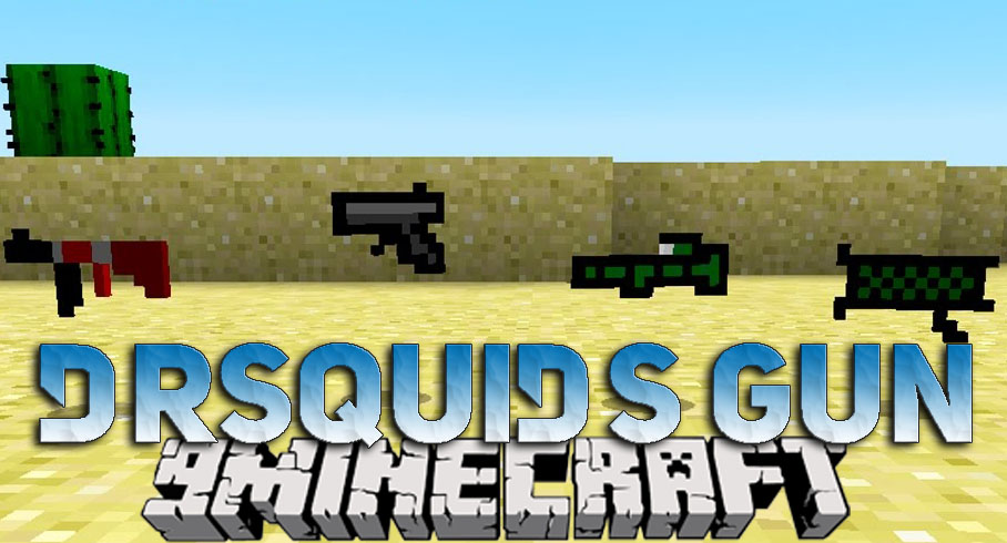 DrSquids Gun Mod