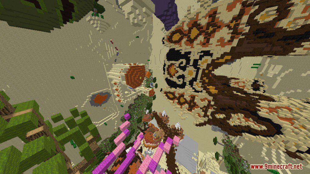 Dropper X: The Final Drop Map Screenshots 8