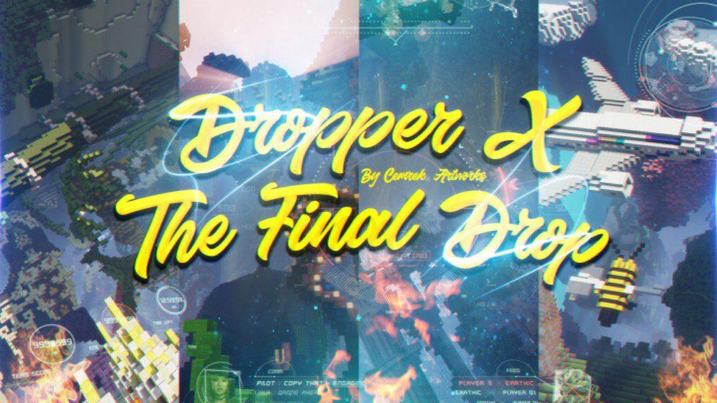Dropper X: The Final Drop Map Thumbnail
