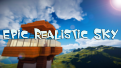 Epic Realistic Sky Resource Pack