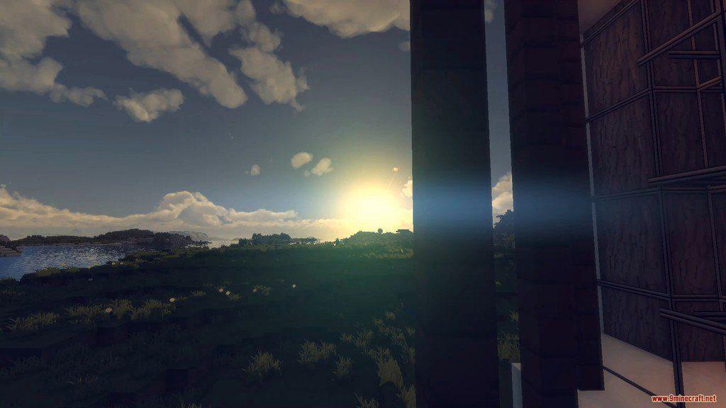 Epic Realistic Sky Resource Pack Screenshots 1