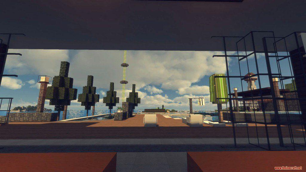 Epic Realistic Sky Resource Pack Screenshots 2