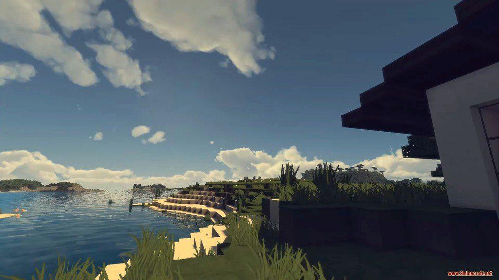 Epic Realistic Sky Resource Pack Screenshots 4