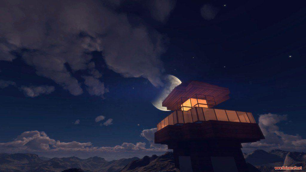 Epic Realistic Sky Resource Pack Screenshots 9