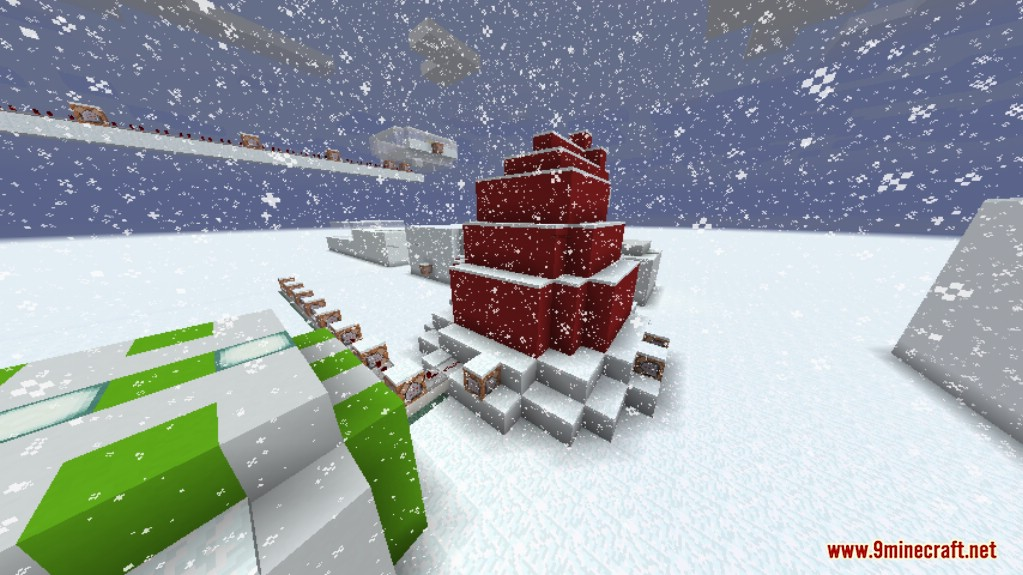 Find The Button Christmas Dreams Map Screenshots 1