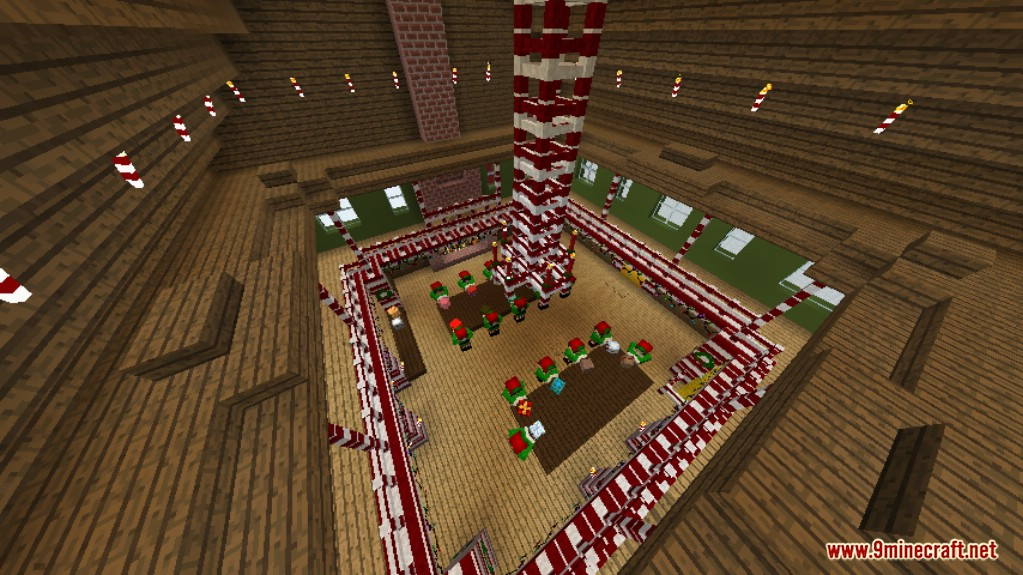 Find The Button Christmas Dreams Map Screenshots 10