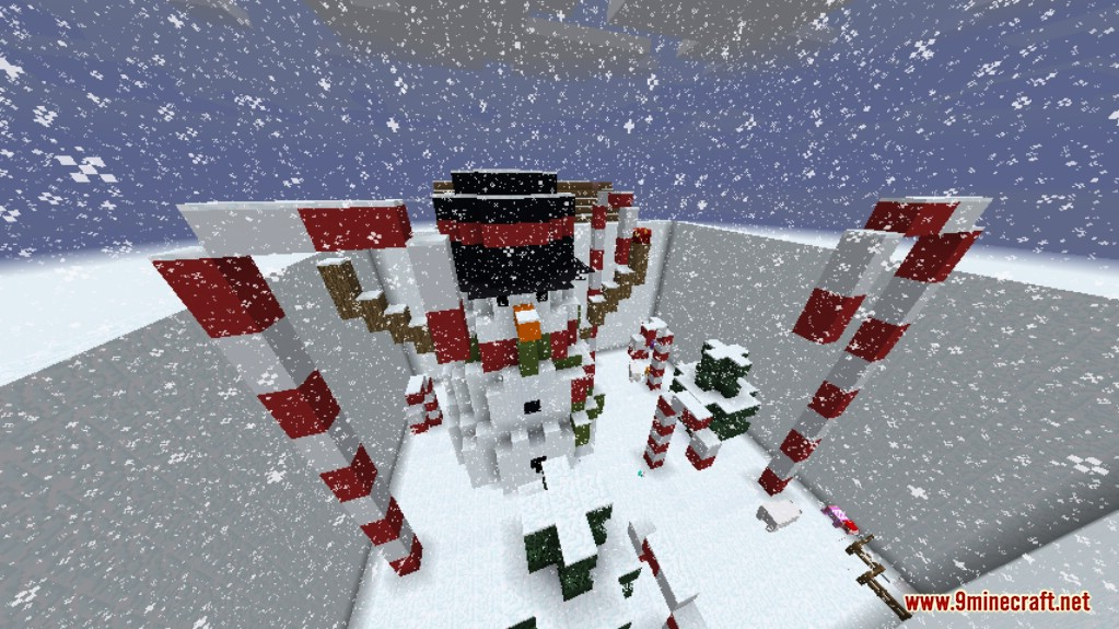 Find The Button Christmas Dreams Map Screenshots 6