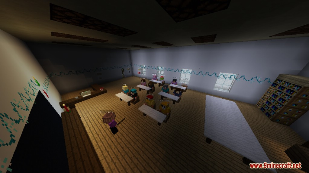 Find The Button Christmas Dreams Map Screenshots 7