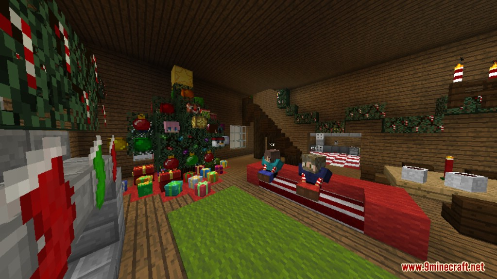 Find The Button Christmas Dreams Map Screenshots 8