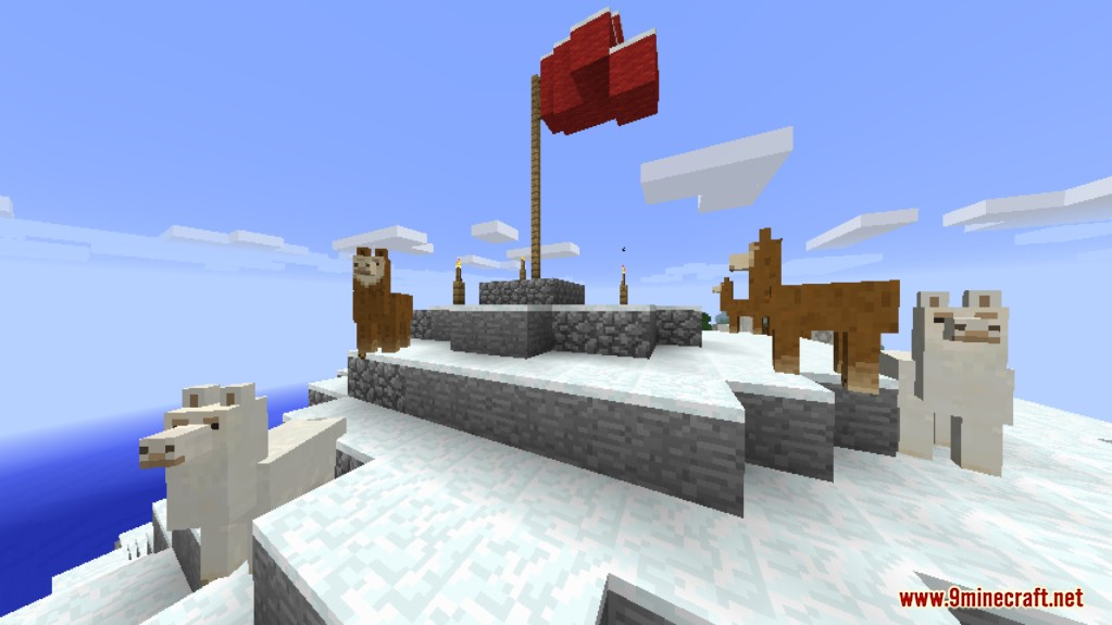 Find The Button Christmas Dreams Map Screenshots 9