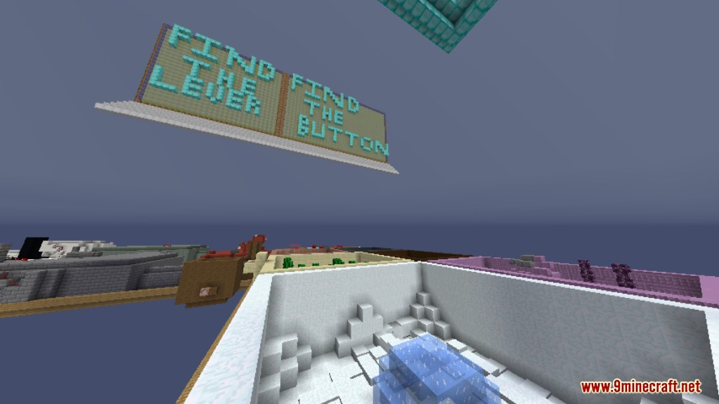 Find the Button and the Lever Map Screenshots 11