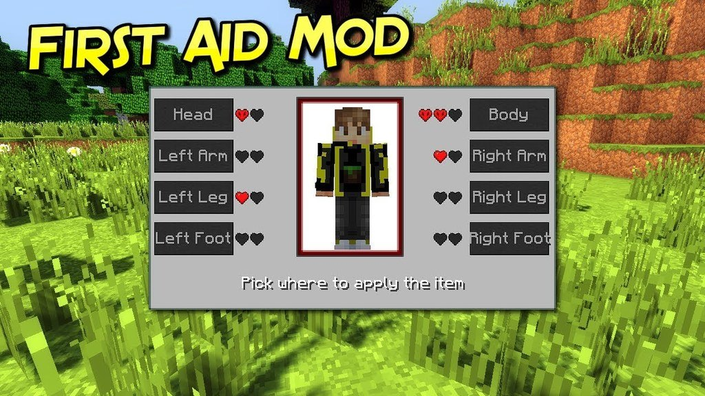 First Aid Mod Logo