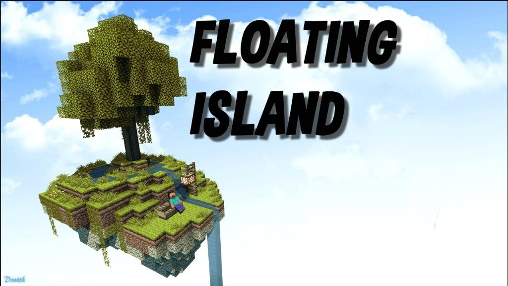 Floating Islands Map Thumbnail