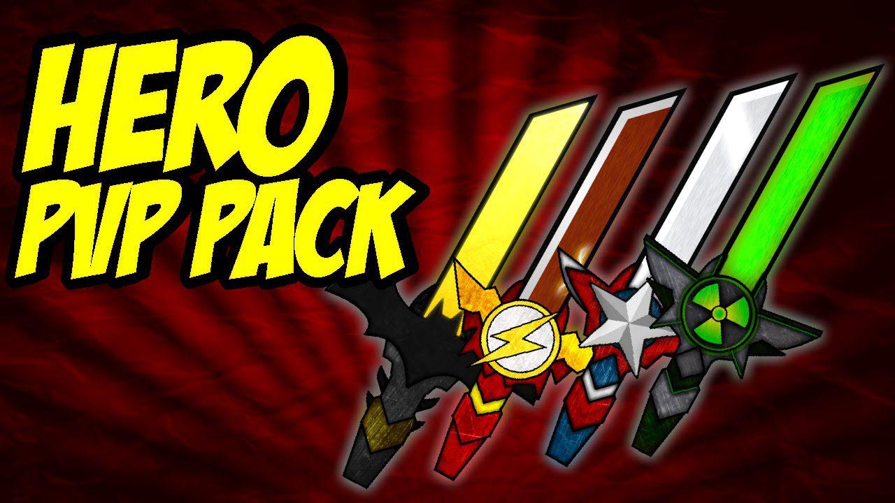 HERO PvP Resource Pack