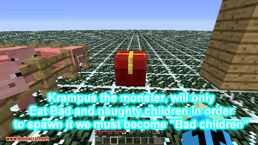 Krampus Boss Fight Command Block Screenshots 1
