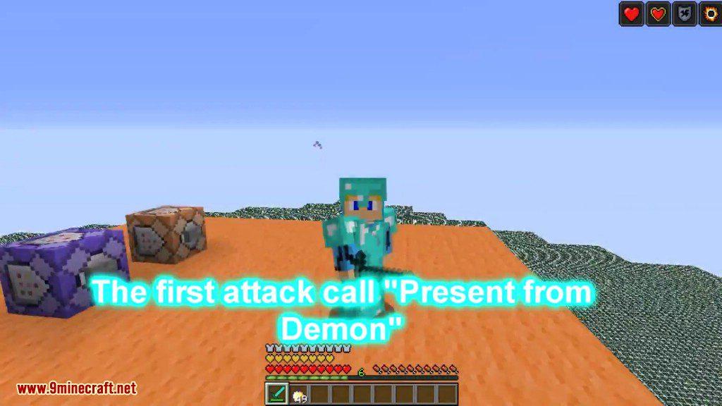 Krampus Boss Fight Command Block Screenshots 10