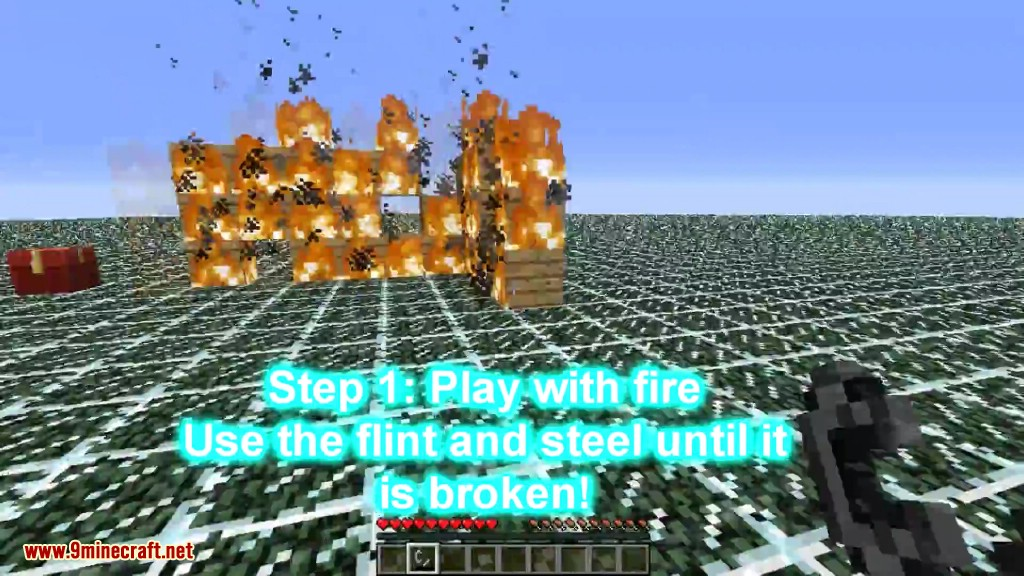 Krampus Boss Fight Command Block Screenshots 2