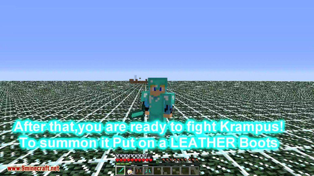 Krampus Boss Fight Command Block Screenshots 5