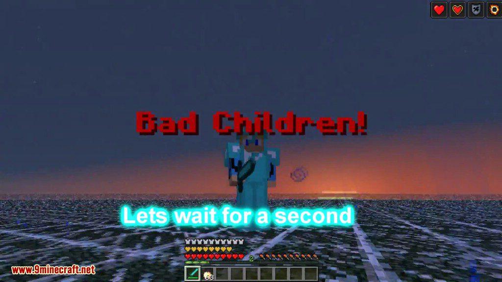 Krampus Boss Fight Command Block Screenshots 7
