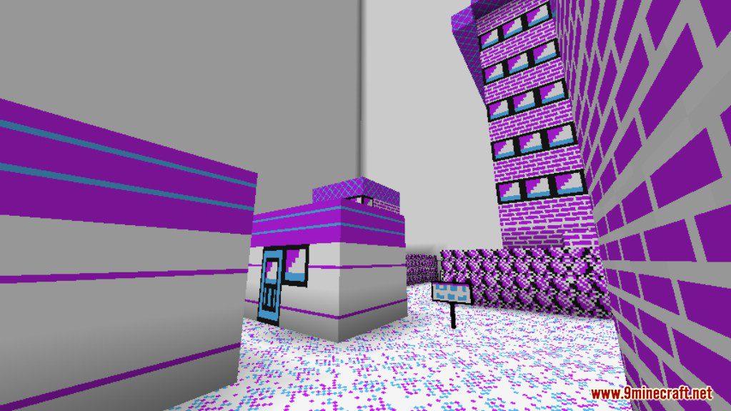 Lavender Town Map Screenshots 10