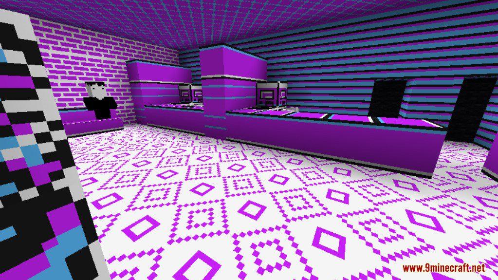 Lavender Town Map Screenshots 9