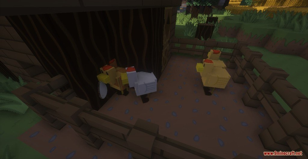 Lemons & Tolerance Resource Pack Screenshots 4