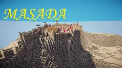 Masada Map Thumbnail