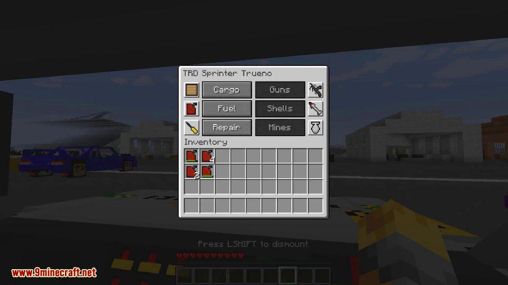 Milox-117's Cars Package Mod Screenshots 24