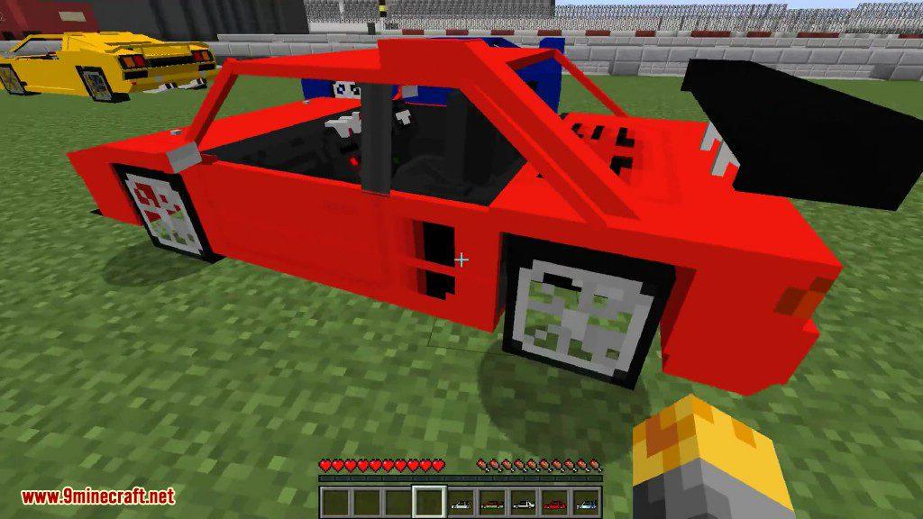 Milox-117's Cars Package Mod Screenshots 5