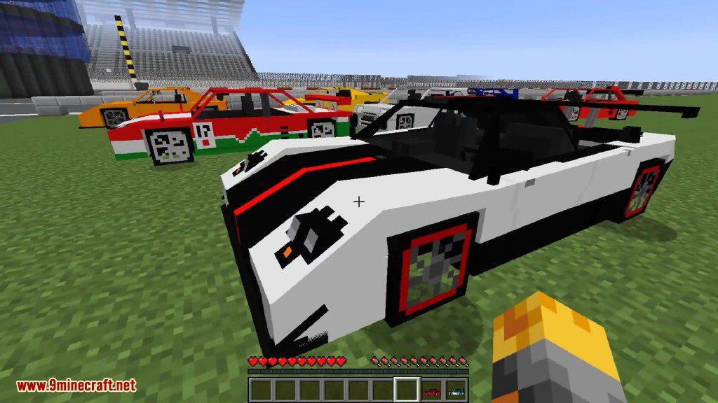 Milox-117's Cars Package Mod Screenshots 6