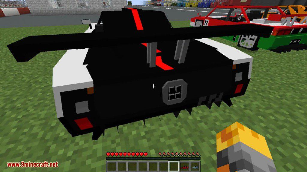 Milox-117's Cars Package Mod Screenshots 7