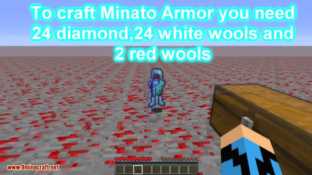 Minato Namikaze Command Block Screenshots 5