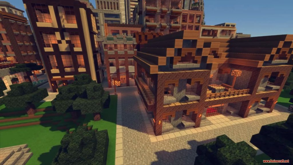 Moderna HD Resource Pack Screenshots 5