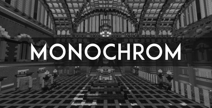 Monochrom Resource Pack