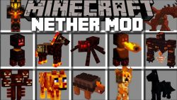 Nether Core Mod