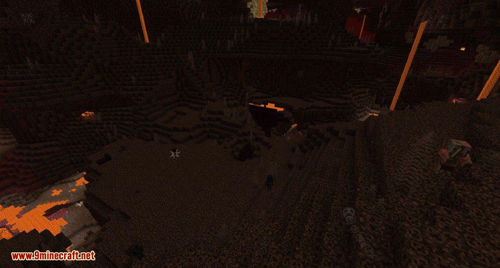 NetherEx Mod Screenshots 1