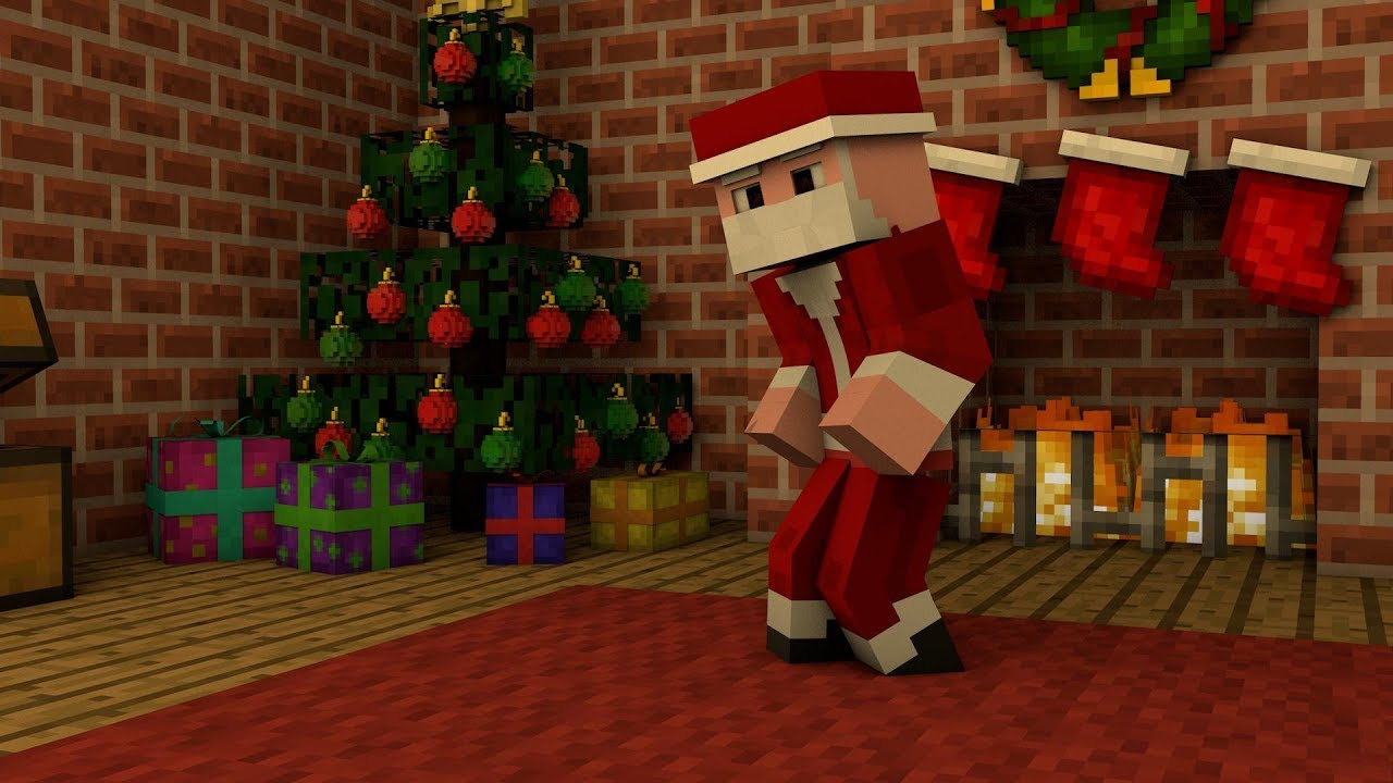 Minecraft Noel Noel Mod 1.12.2/1.10.2 (A Christmas Decoration Mod)   9Minecraft.Net