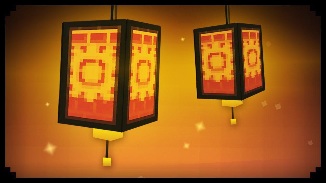 Paper Lanterns Mod