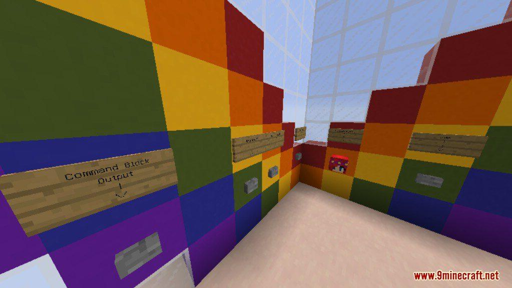 Peaceful Mob Parkour Map Screenshots 9